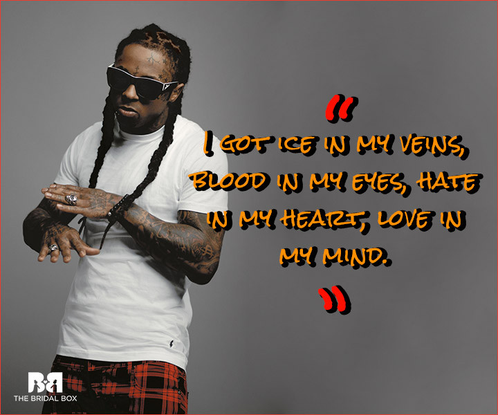 Lil Wayne Love Quotes – 15 Love Lyrics From The Rap Phenom