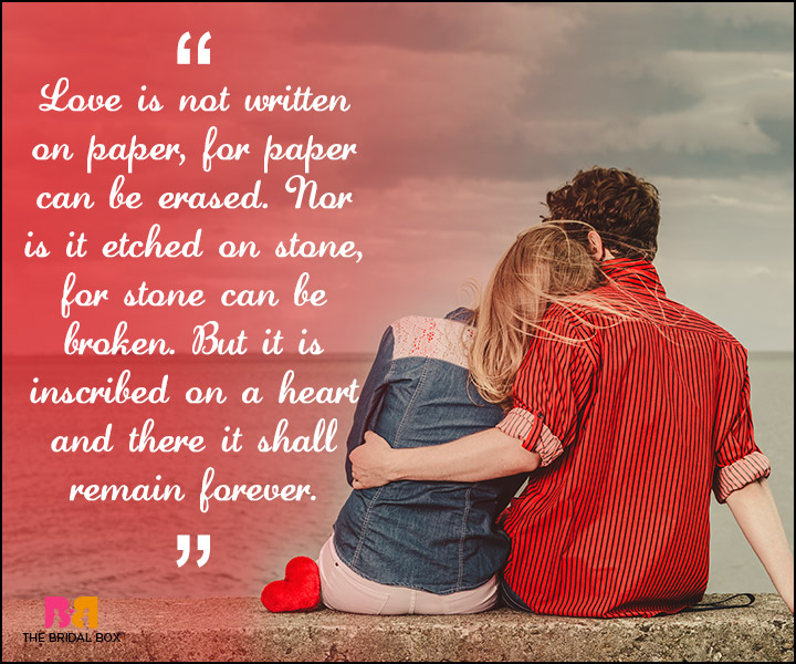 Love Forever Quotes 60 Quotes For Then Now And Always Custom Forever Love Quotes
