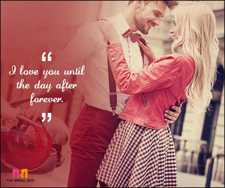 Love Forever Quotes - The Day After