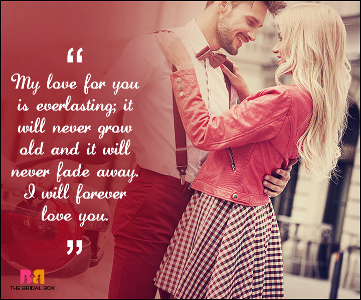Everlasting Love Quotes Fascinating Love Forever Quotes  50 Quotes For Then Now And Always