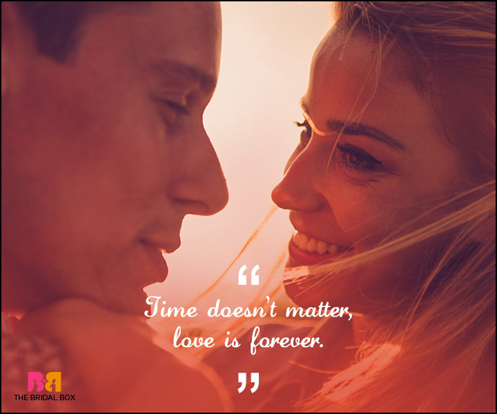 Love Forever Quotes - Love Is Forever