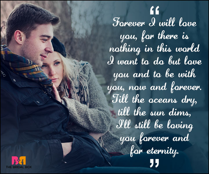 Love Forever Quotes 60 Quotes For Then Now And Always Extraordinary Loving Quotes