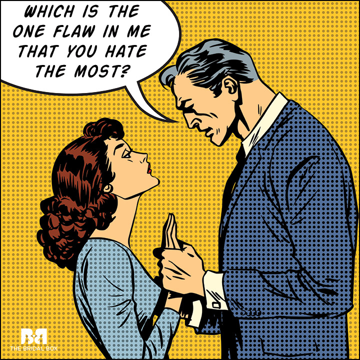 Love Questions To Ask Your Girlfriend - The One Flaw