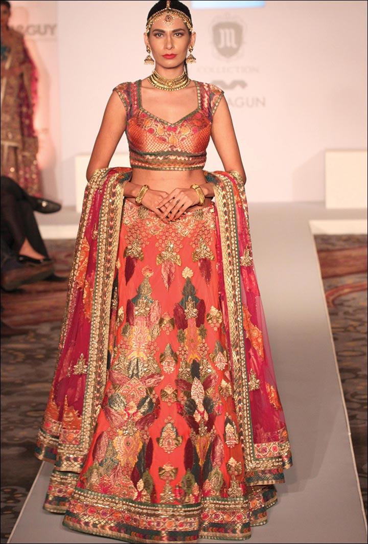 Ghagra Choli For Wedding - Patchy Beauty