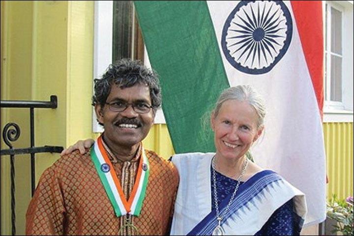 Real Life Love Stories - Pradyumna Kumar Mahanandia And Charlotte Von Schedvin