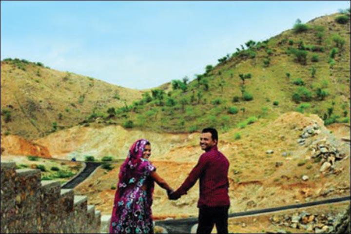 Real Life Love Stories - Pramila And Vijay