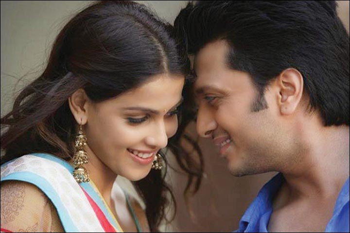 Real Life Love Stories - Riteish Deshmukh And Genelia D'Souza