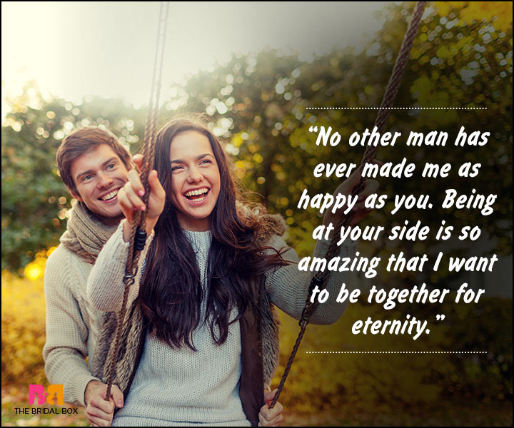Romantic Love Messages For Husband - No Other Man