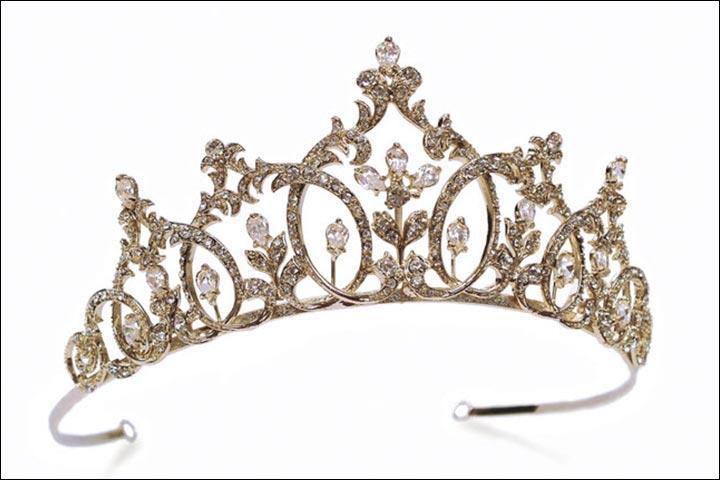 Wedding Tiara - Royal And Ravishing