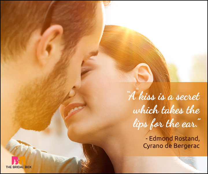 Secret Love Quotes - Edmond Rostand And Cyrano de Bergerac