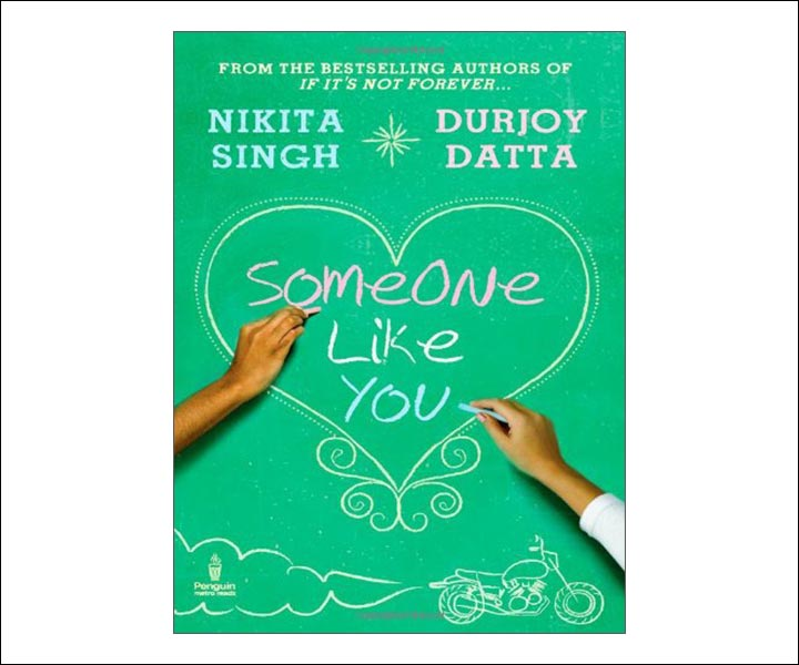 Best Love Story Novels By Indian Authors - Someone Like You