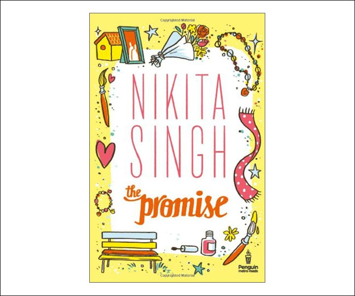 Best Love Story Novels By Indian Authors - The Promise