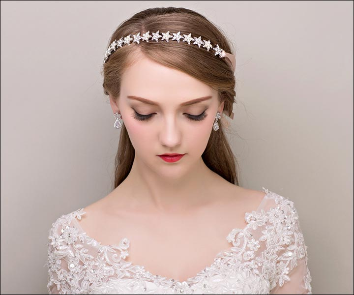 Wedding Tiara - The Star That You Are