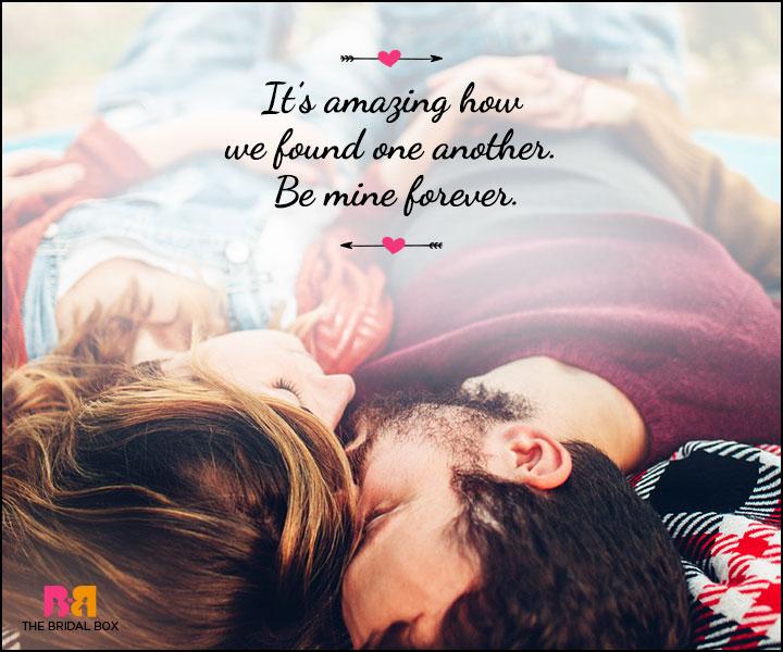 Valentine Day Wishes - We Found Each Other