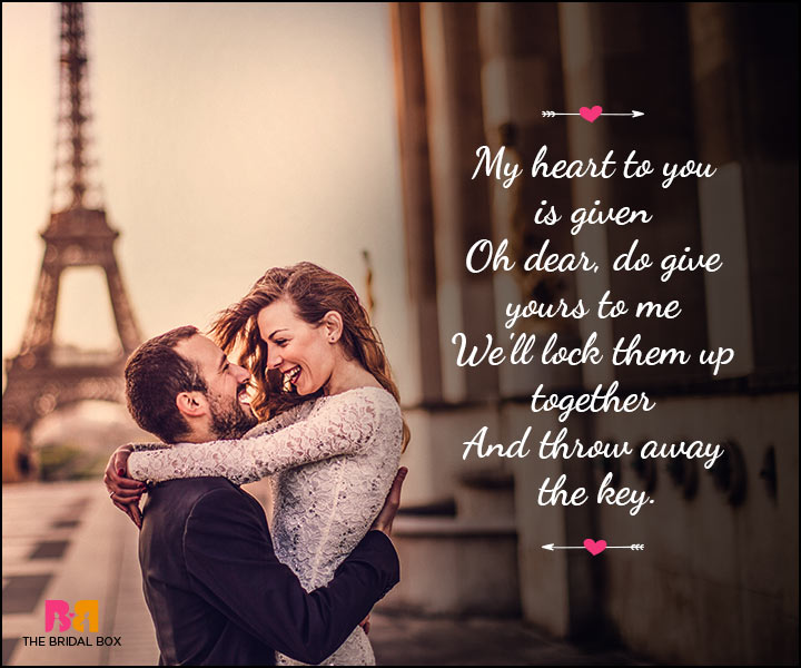 Valentine Day Wishes - Our Silly Rhyme