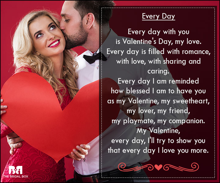 16 Valentine S Day Quotes To Share The Love: Valentine Love Poems: 15 Professions Of Love Poetic Style
