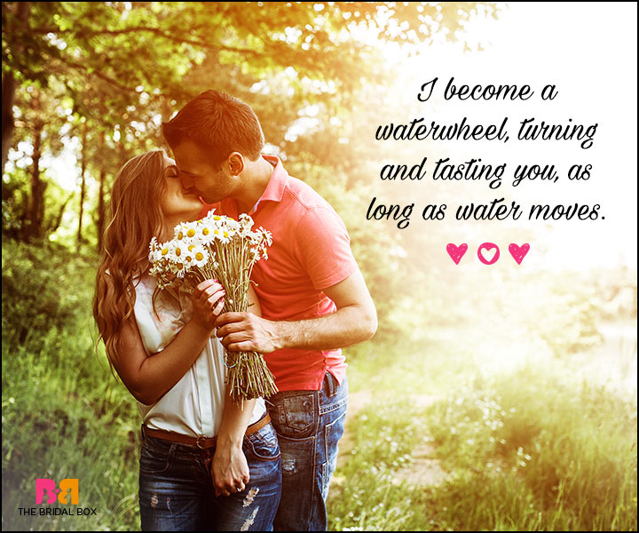 Valentines Day Quotes For Him - WaterWheel