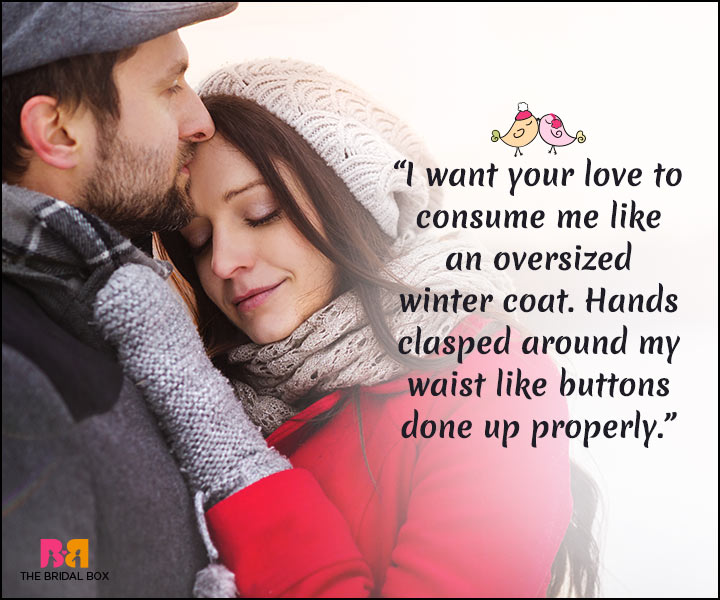 I Love Images With Quotes: Winter Love Quotes: 15 Quotes That Best Express A Lover's