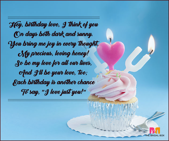 Birthday Love Poems: 17 Wishes In True Poetic Style