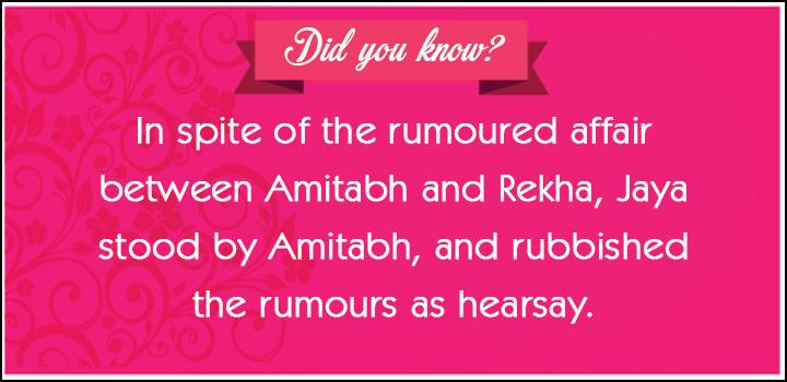 Bollywood Love Stories - Bollywood Love Stories - Amitabh And Rekha