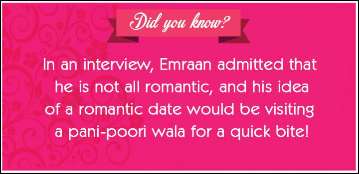 Bollywood Love Stories - Pani Puri
