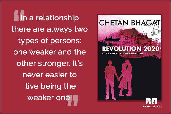 Chetan Bhagat Quotes On Love And Relationships 15 Amusing Quotes