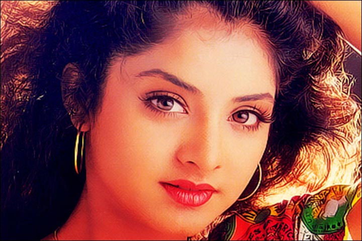 Divya Bharti Marriage One That Ended Too Soon