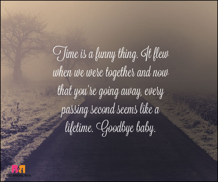Quotes About Love For Him: Goodbye Love Quotes: 15 Quotes For When The Time Has Come