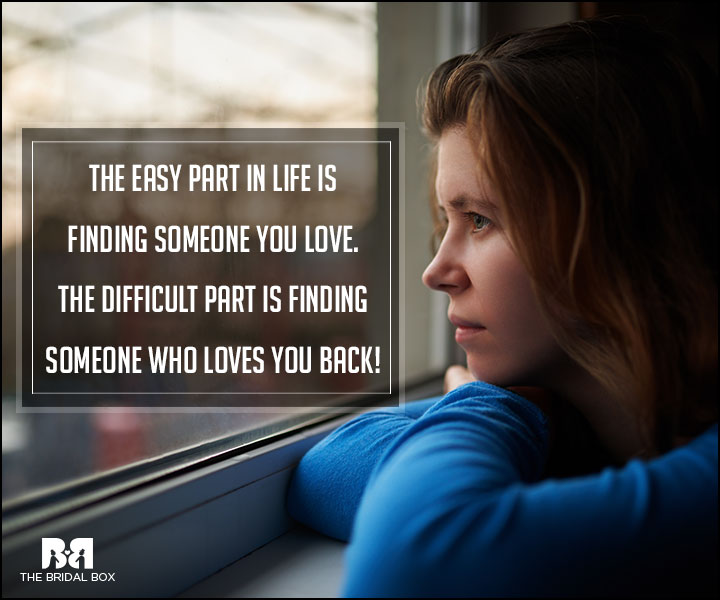 Hard Love Quotes - The Difficult Part
