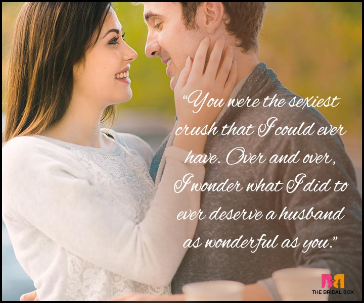 I Love You Messages For Husband - My Sexiest Crush
