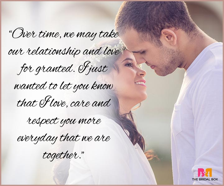 I Love You Messages For Husband - Everyday