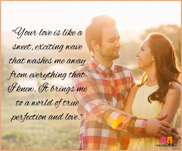 I Love You Messages For Husband - A World Of Perfection