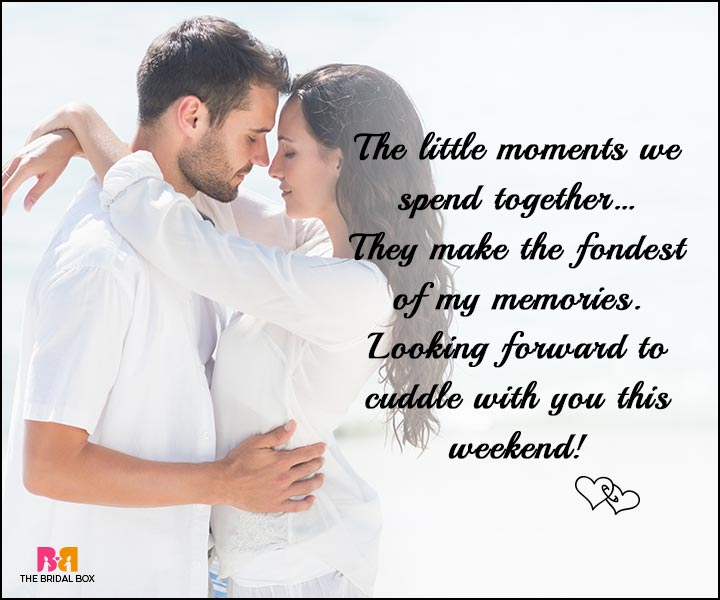 Love SMS - The Little Moments