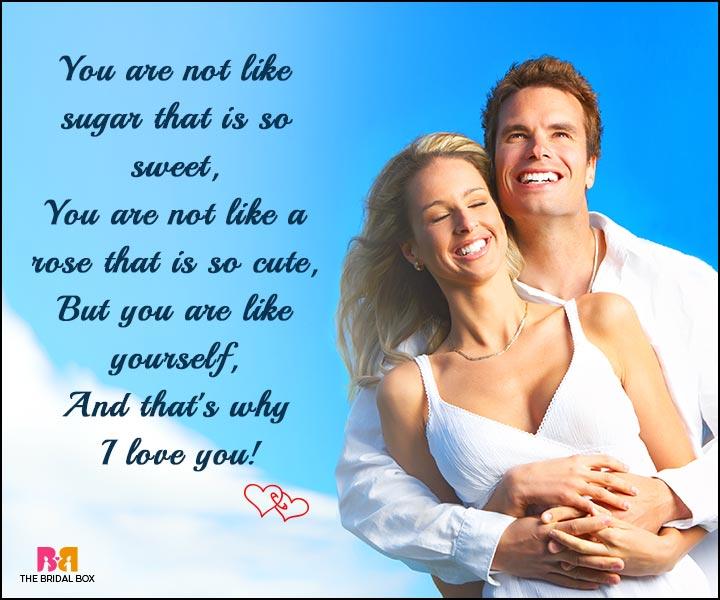 Love SMS - Sugar