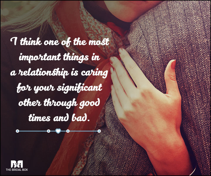 Love Caring Quotes