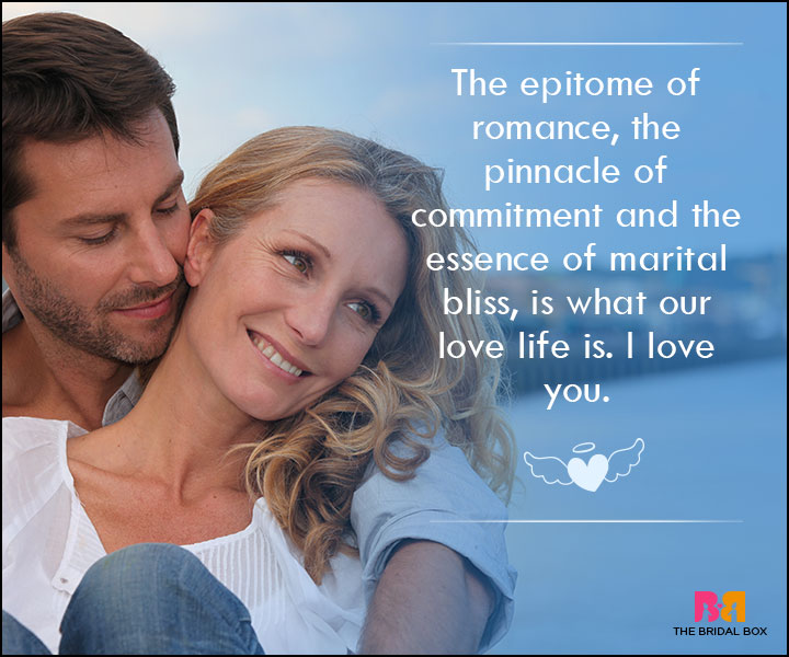 Love SMS For Wife - The Epitome Of Romance