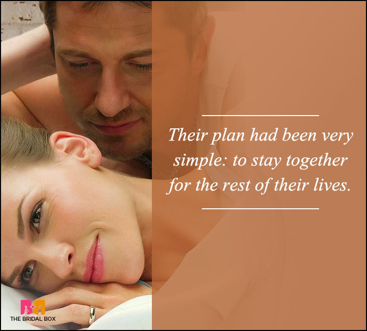 P.S. I Love You Quotes - The Plan