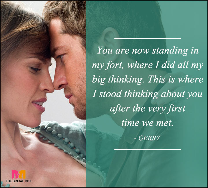 P.S. I Love You Quotes - My Fort