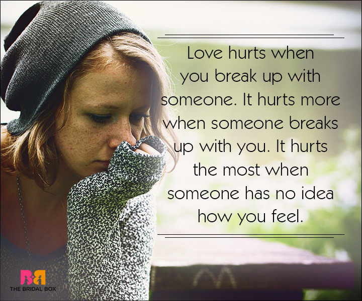 Pain Feeling Hurt Relationship: 100 Sad Love SMS Messages That Scream Out Pain