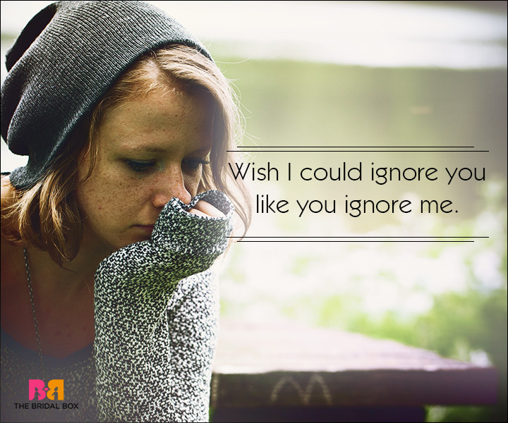 Sad Love SMS Messages - I Wish I Could