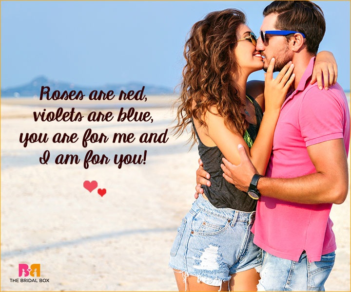 Romantic Love SMS For Girlfriend - Roses
