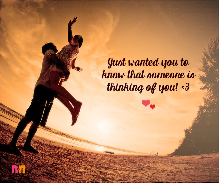 Romantic Love SMS For Girlfriend - Wanted You To Know