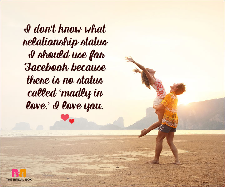 Romantic Love SMS For Girlfriend - Relationship Status