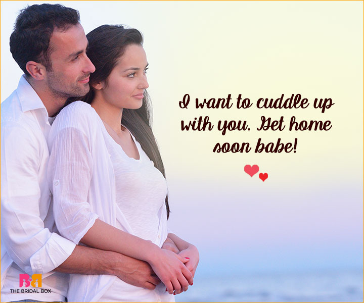 Romantic Love SMS For Girlfriend - Get Home
