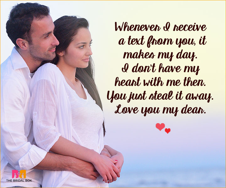 Romantic Love SMS For Girlfriend - Whenever