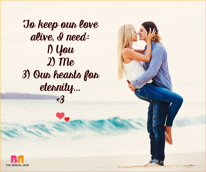 Romantic Love SMS For Girlfriend - Our Hearts