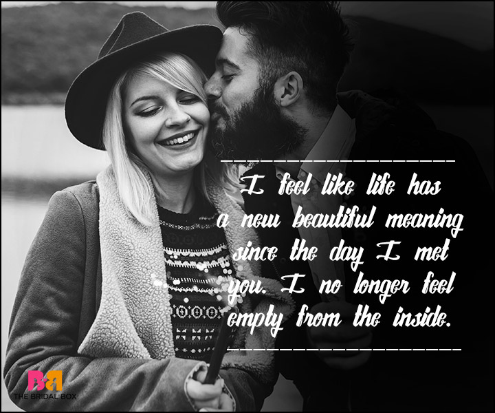 True Love SMS - Life Has A New Beautiful Meaning