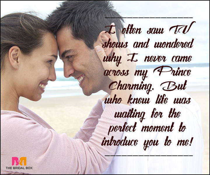 True Love SMS - Prince Charming