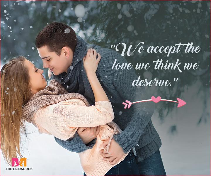 Unique Love Status - We Accept