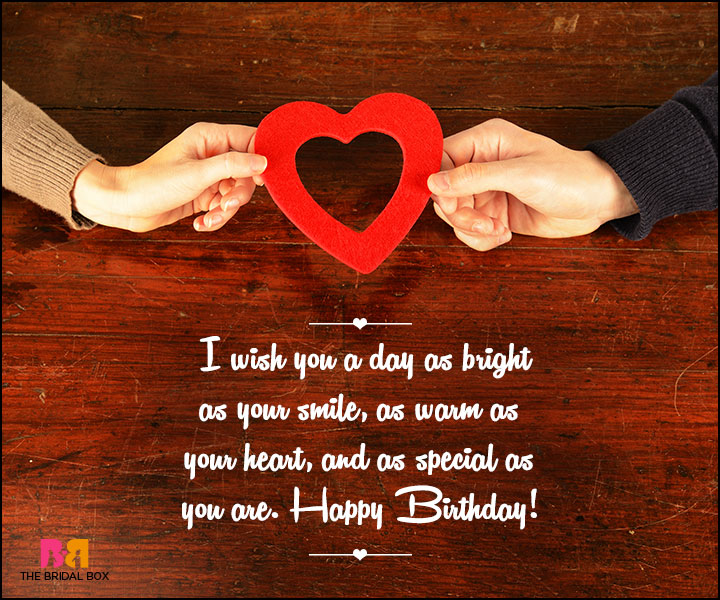 Birthday Love Quotes - 26